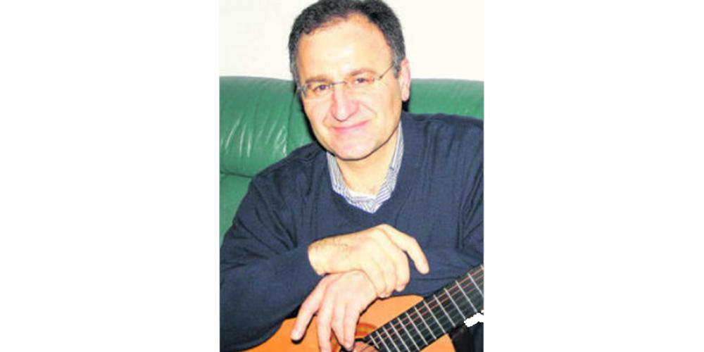 Musik half ihm heimisch zu werden